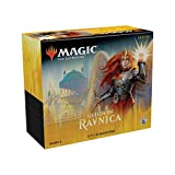 Magic: The Gathering Guilds of Ravnica Bundle | 10 Booster Packs + Land Cards (230 Cards) | Accessories | New Set