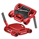 TaylorMade 2018 Spider Tour Red Putter (Right Hand, 34 Inches, No Sightline)