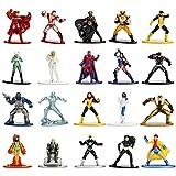 Marvel X-Men 20 Pack Die-Cast Figures, 1.65' Scale Collectable Figurine 100% Metal