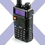 BTECH UV-5X3 5 Watt Tri-Band Radio:...
