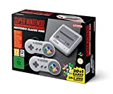 Nintendo Classic Mini: Super Entertainment System Gris - videoconsolas (Gris, HDMI) - Super Nintendo