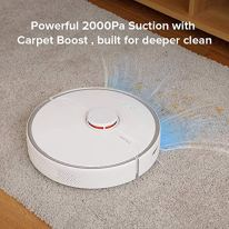 Roborock-S6-Pure-Robot-Vacuum-and-Mop-Multi-Floor-Mapping-Lidar-Navigation-No-go-Zones-Selective-Room-Cleaning-Super-Strong-Suction-Wi-Fi-Connected-Renewed