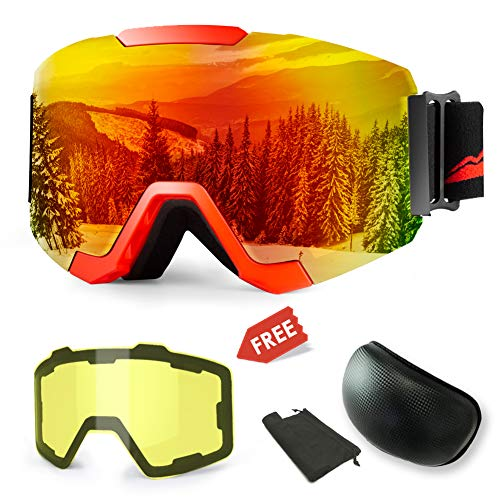 c44a3a56a6f3 Winter Sports  Black Friday Ski Goggles for Winter 2018 - The Best Of