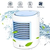 Portable Air Conditioner, Portable Cooler, Quick & Easy Way to Cool Personal Space, As Seen On TV, Suitable...