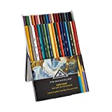 PRISMACOLOR VERITHIN Pencil, Artist Quality Hard Thin Lead Pencils, Box of 36, Assorted Colours (2428)
