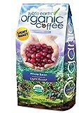 2LB Cafe Don Pablo Subtle Earth Organic Gourmet Coffee - Light Roast - Whole Bean Coffee - USDA Organic Certified Arabica Coffee by CCOF - (2 lb) Bag