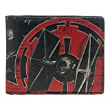 Star Wars Tie Fighter 'Fat Free' Bi-fold Wallet [Bioworld]