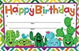 Eureka Classroom A Sharp Bunch Happy Birthday Desk Name Plate (844167)