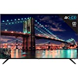TCL 65R615 65-Inch 4K Ultra HD Roku Smart LED TV Dolby Vision HDR (2018 Model)