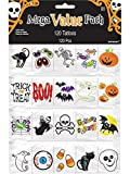Halloween Fun Tattoos | Mega Value Pack