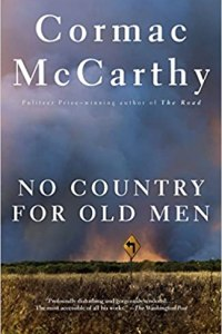 No Country for Old Men by Cormac McCarthy Book Cover