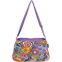 Laurel Burch LB5573 Medium Crossbody, 10″ x 14.5″