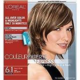 L'Oreal Paris Couleur Experte Color + Highlights in a Flash, Light Ash Brown - French Éclair