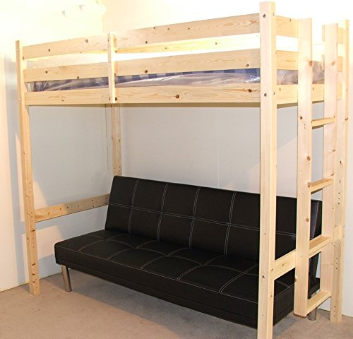 High Bed With Sofa Underneath Brokeasshome Com