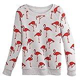 Product review for Women's Flamingo Sweatshirt