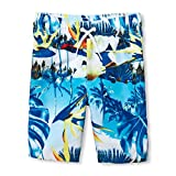 The Children's Place Big Boys' Kid Swim Trunks, Edge Blue, S (5/6)