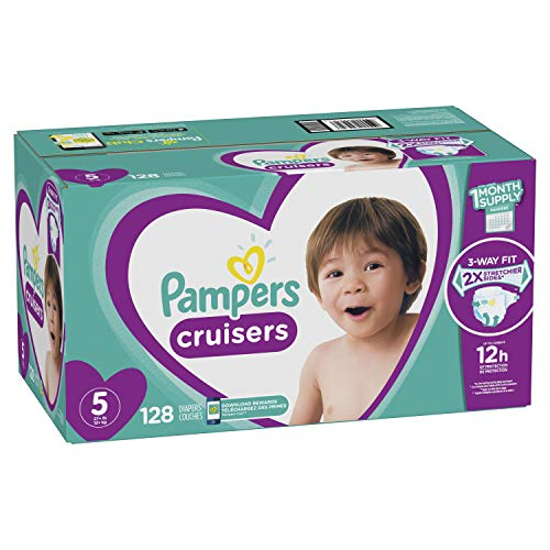 Why Pampers Cruisers Are a Great Choice