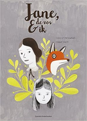 Image result for jane, de vos en ik – fanny britt & isabelle arsenault