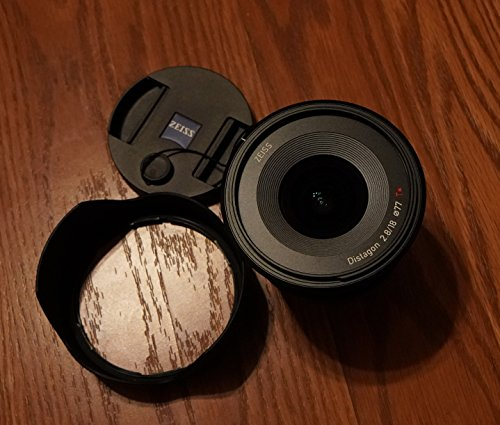 Zeiss Batis 18mm f/2.8 Wide Angle Lens