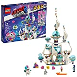 LEGO THE LEGO MOVIE 2 Queen Watevra's So Not Evil Space Palace 70838 Building Kit (995 Pieces)