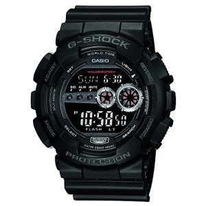 Casio Men's GD100-1BCR G-Shock X-Large Black Multi-Functional Digital Sport W... 26 Fashion Online Shop gifts for her gifts for him womens full figure