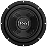 BOSS Audio CXX8 Car Subwoofer - 600 Watts Maximum Power, 8 Inch, Single 4 Ohm Voice Coil, Easy Mounting (Sold Individually)