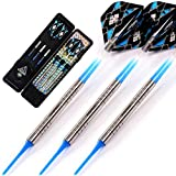 CUESOUL 18 Grams Swords Series Tungsten Soft Tip Darts - 95% Tungsten