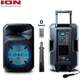 ION Audio Total PA Max All-in-One High Power 500-Watt BiAmplified Sound System IPA91 (Renewed)