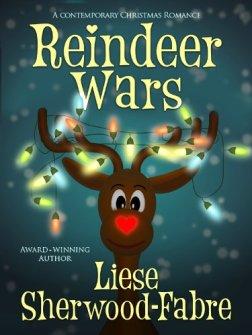 Reindeer Wars by [Sherwood-Fabre, Liese]