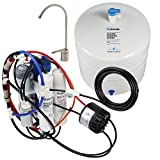 Home Master TMHP-L Hydroperfection Loaded Undersink Reverse Osmosis Water Filter System