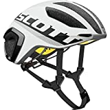 Scott Cadence PLUS Bike Helmet - White/Black Large