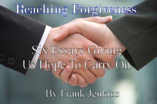 Reaching Forgiveness By Jenkins Frank