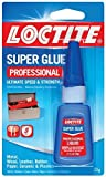 Loctite 1365882 3 Pack 20-Gram Bottle Liquid Professional Super Glue by Loctite
