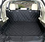 4Knines SUV Cargo Liner for Dogs - Black Large - USA Based Company