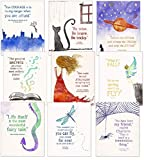 Children's Literature Inspirational Quote Poster Set. Discount Classroom Bundle
