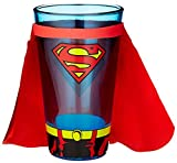 Superman DC Comics Super Hero Caped Oversized Pint Glass