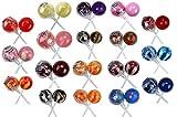 Original Gourmet Lollipops, Original and Cream Swirl Medley, 60 Count