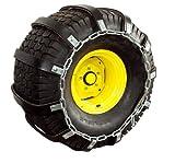 TerraGrips Tire Chains 22x9.5-12, 20x10-8 Carlisle Turf Saver/Turf Master [ST90003]