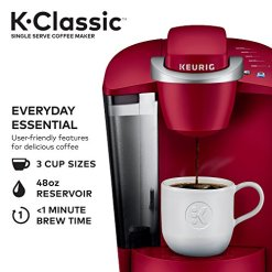 Keurig-Maker-Single-Serve-K-Cup