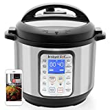 Instant Pot Smart WiFi 8-in-1 Electric Pressure Cooker, Slow Cooker, Rice Cooker, Steamer, Saute, Yogurt Maker, Cake Maker, and Warmer|6 Quart|13 One-Touch Programs