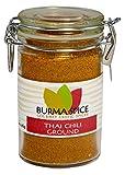 Ground Thai Chili in Glass Spice Preserve Bottle, 1.8oz