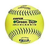 Worth GSL Slow-Pitch Pro Tac Classic Soft Balls, 11' (Dozen)