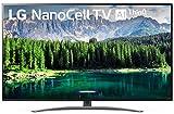 LG 65SM8600PUA Alexa Built-in Nano 8 Series 65' 4K Ultra HD Smart LED NanoCell TV (2019)