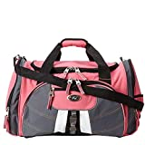 CalPak Hollywood 22-Inch Carry-On Deluxe Duffel Bag - Pink