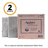 Aprilaire 10 Replacement Water Panel for Aprilaire Whole House Humidifier Models 110, 220, 500, 500A, 500M, 550, 558 (Pack of 2)