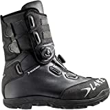 Lake MXZ400 Winter Cycling Boot - Men's Black/Silver, 48.0