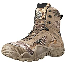 "Irish Setter Men's 2870 Vaprtrek Waterproof 8"" Hunting Boot, Realtree Xtra Camouflage,12 D US"