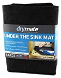Drymate USMC2429 24' x 29' Under The Sink, Premium Shelf Liner, Mat - Absorbent/Waterproof - Protects Cabinets, Contains Liquids Made in The USA