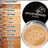 Avon Smooth Minerals Powder Foundation Pure Beige