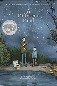 A Different Pond Book Cover